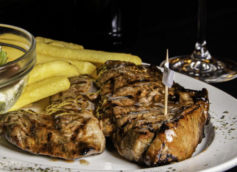 On The Rocks Restaurant Stilbaai Steaks