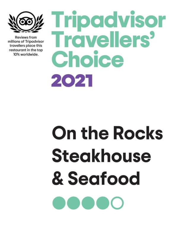 Tripadvisor Travellers' Choice 2021